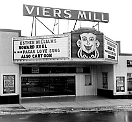 Silver spring maryland movie theatre