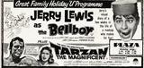 July 1960 double bill print ad courtesy Patrick Hayward.