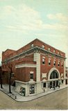 "[""Lyric Theatre Mobile Alabama Vintage Postcard""]"