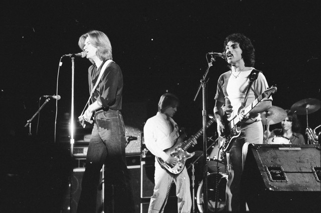 Hall & Oates 1976 photo credit.Chicago Sun-Times collection, Chicago History Museum ST-19110038-0003