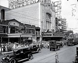 Opening week August 1925, photo credit Chicago Tribune.