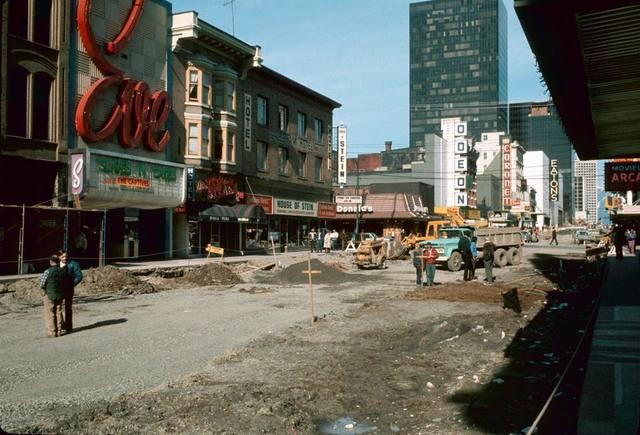 Circa 1972 photo as Odeon, courtesy David Banks.