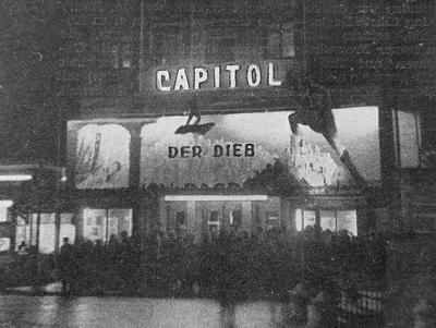 Capitol Filmtheater am Moritzplatz