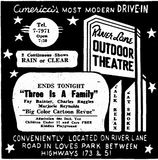 River Lane Outdoor Theatre