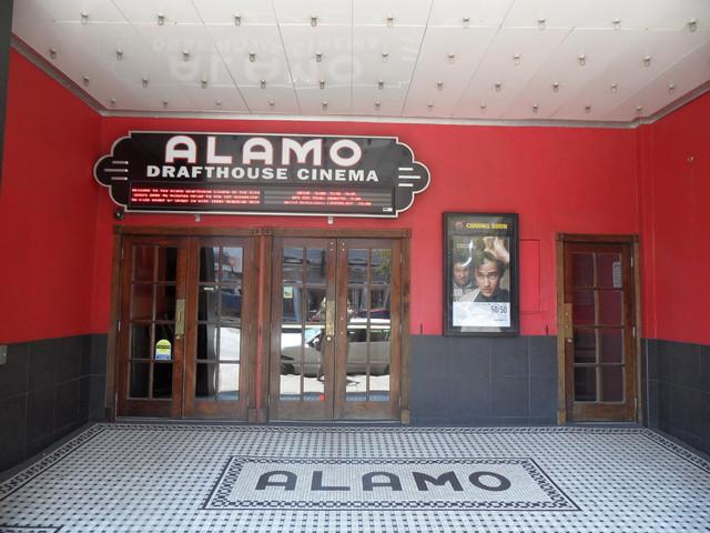 Alamo Drafthouse at the Ritz
