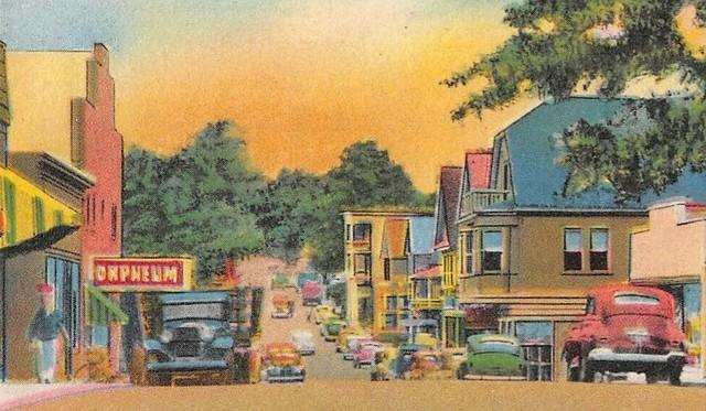 Orpheum - Tannersville, NY