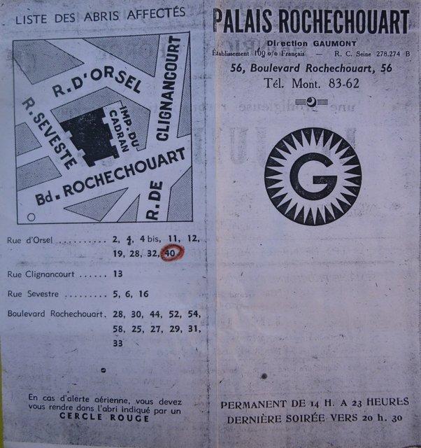 Palais Rochechouart