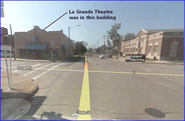 LaGrande Theatre building