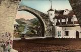 Early postcard courtesy Dennis Parker.