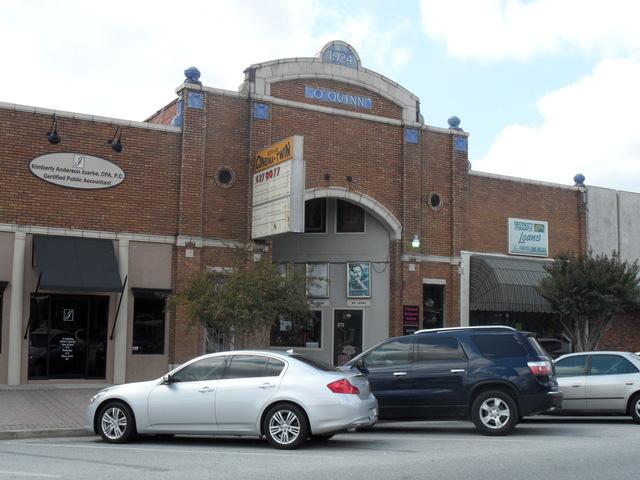 Historic Strand Dinner Theatre