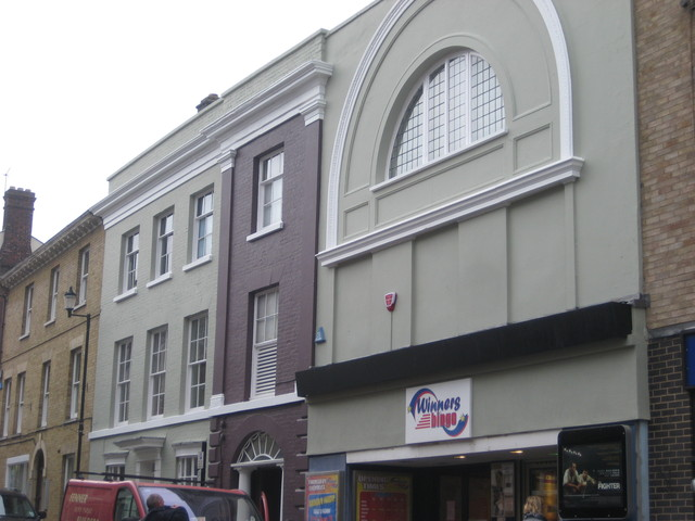 Abbeygate Picturehouse - refurbished 2011