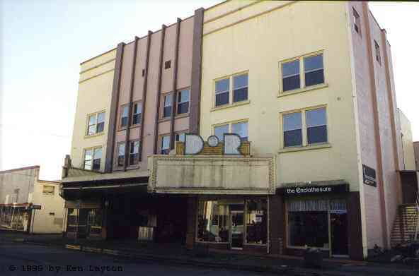 d amp r theatre in aberdeen wa cinema treasures