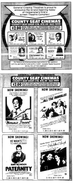 County Seat Cinema 6
