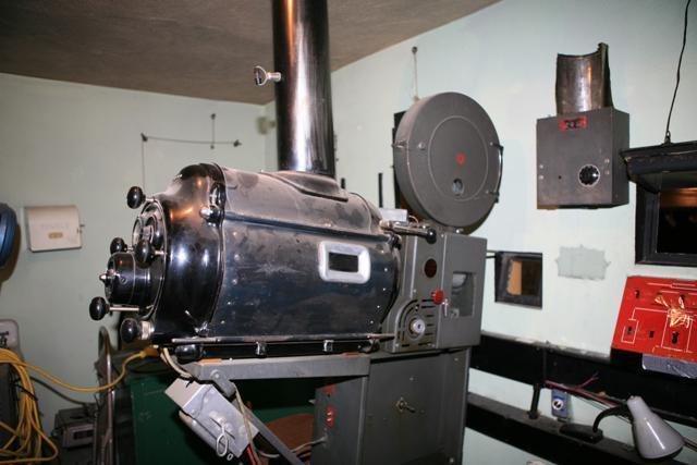 DeVry projectors