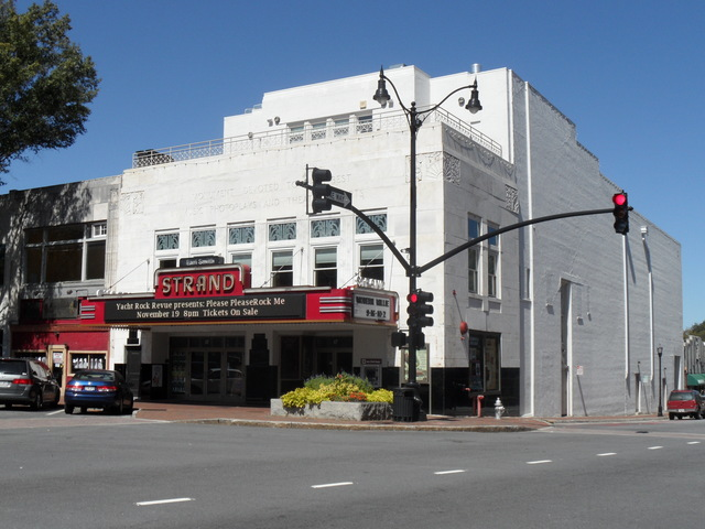 earl smith strand theatre in marietta ga cinema treasures