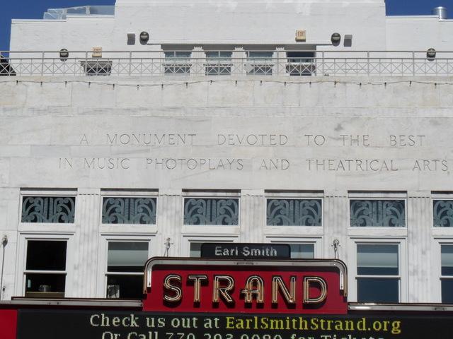 Earl Smith Strand Theatre