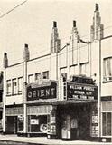Orient Theatre Dunmore, Pa