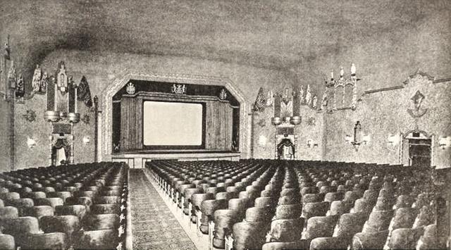 Orient Theatre auditorium