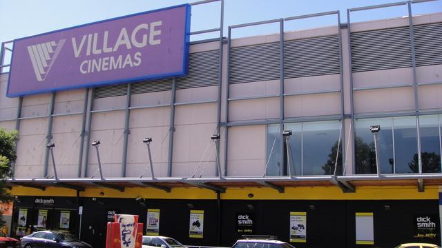 Village Cinemas Knox
