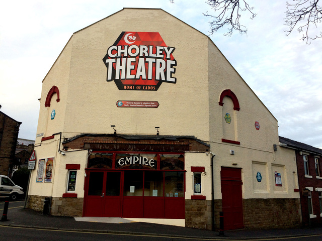 Chorley Theatre - March 2020