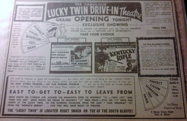 Lucky Twin Drive-In