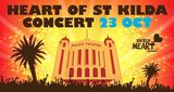 Palais Theatre  1 Lower Esplanade, St Kilda, VIC 3182 - Sacred Heart Mission Annual Concert Graphic.