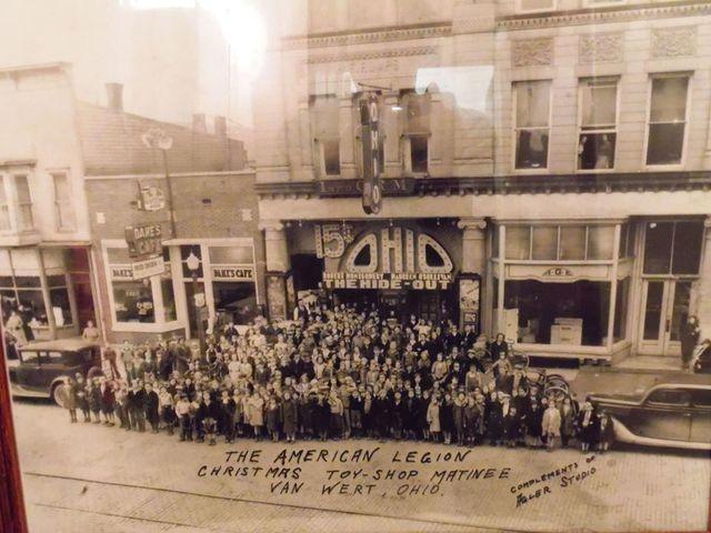 1934 photo courtesy Mark Howell.
