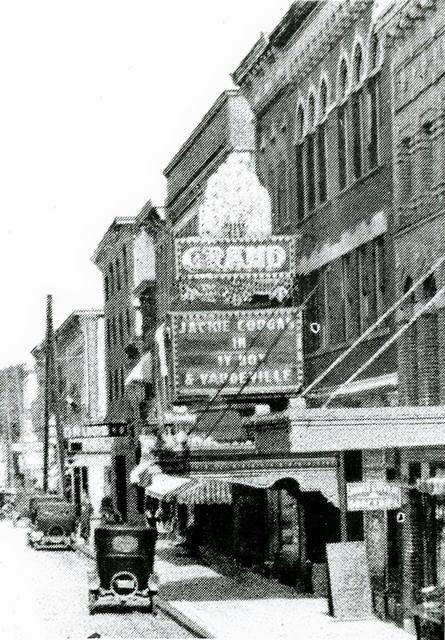 1921 photo credit Seneca County Museum.