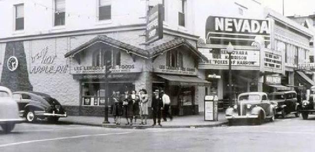 1946 photo courtesy Eric Reimann.
