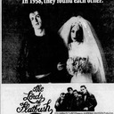 """June 28, 1974 opening day print ad for """"The Lord of Flatbush""""."""