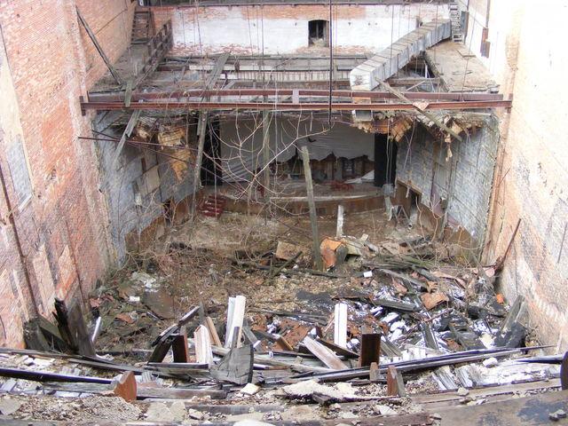 interior mayfair theatre