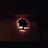 Oak light on wall of main auditorium