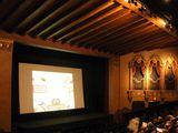 Restored, historic, auditorium # 1