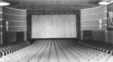 Interior photo of Tower Theatre Santa Rosa. Archetect  S. Charles Lee