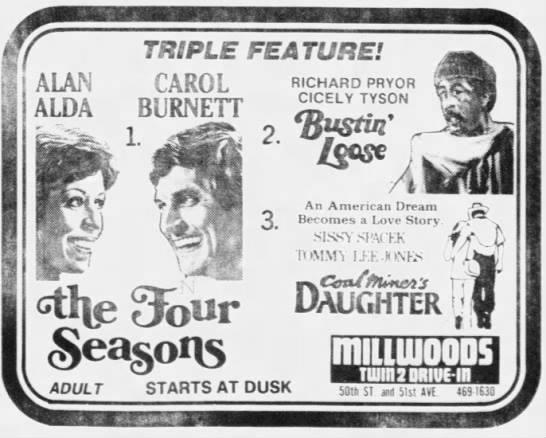 August 14, 1981 print ad courtesy Stephen Leigh.