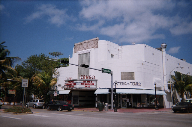 Cameo Theatre  Miami Beach