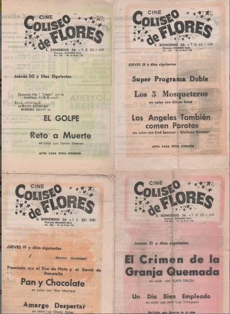 Cine Coliseo de Flores