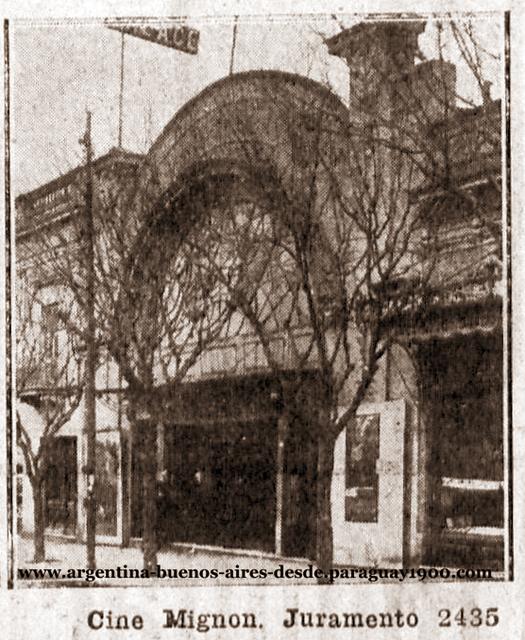 Cine Mignon Palace