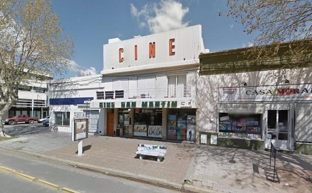 Cine San Martin de Flores