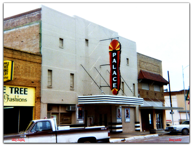 Palace Theater©...Childress Texas