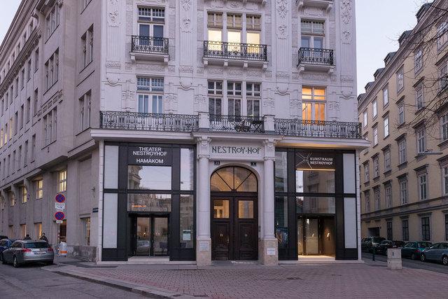 Theatre Nestroyhof Hamakom