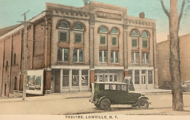 Town Hall - Lowville, NY