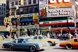 1988 photo courtesy 70s/80s New York City Facebook page.