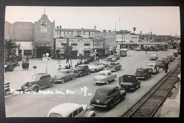 Circa 1951 photo credit Sherry Kynn Downs.