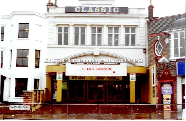 Classic Cinema Stockwell London