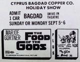 """[""""Bagdad Drive-In""""]"""