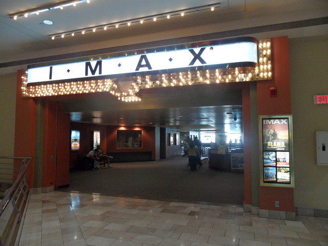 Alamo Imax Theatre In San Antonio Tx Cinema Treasures