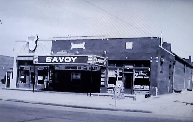 Savoy Theatre on N Thomas St.