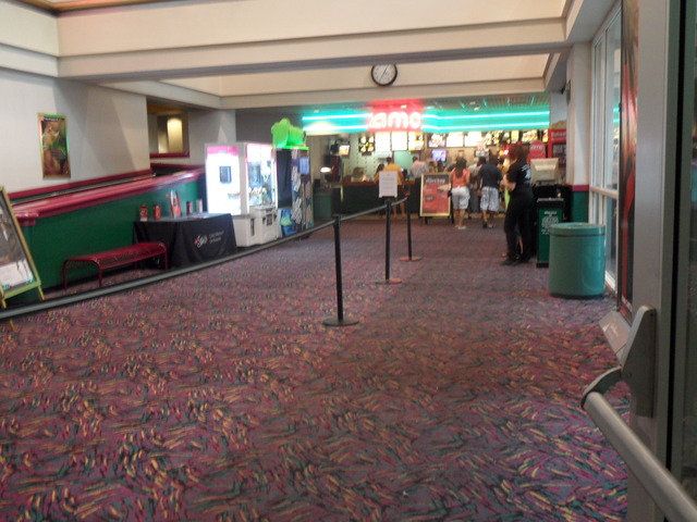 AMC Rivercenter 10 and IMAX