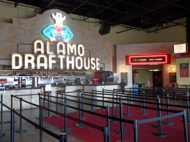 Alamo Drafthouse Lake Creek